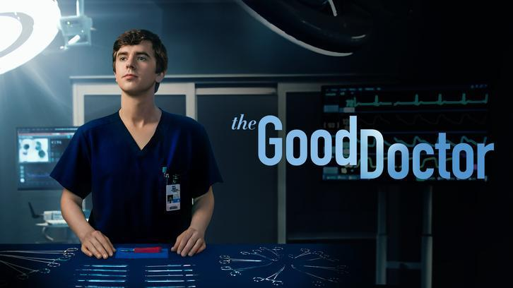 The Good Doctor - Promo, Poster, Cast Promotional Photos + Press Release