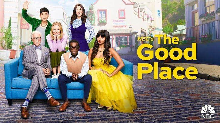 "The Good Place - Mindy St. Claire and Michael's Gambit (Season Finale) - Review: ""What The Fork Is A Chidi?"""