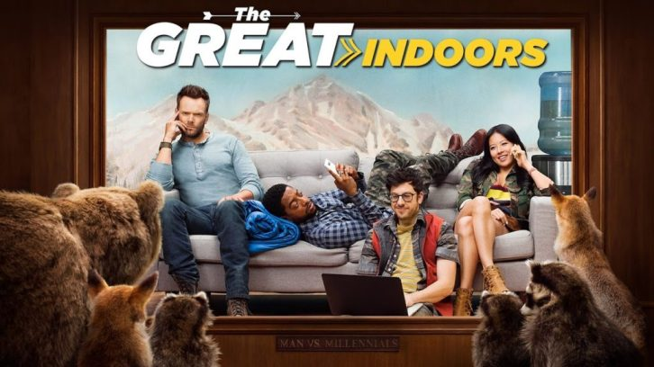 The Great Indoors - Cancelled by CBS