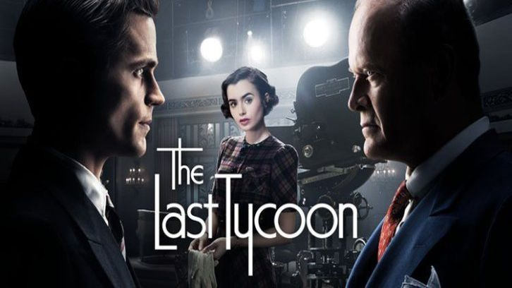 The Last Tycoon - First Look Promo, Photos and Key Art + Premiere Date Revealed