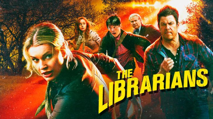 The Librarians - Renewed for a 4th Season