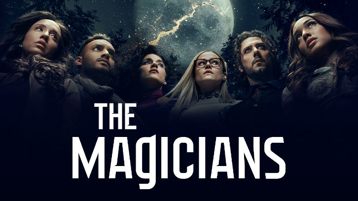 The Magicians - Renewed for a 3rd Season