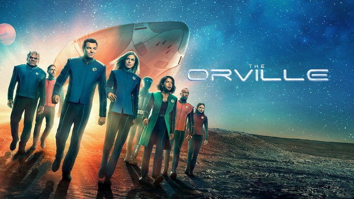 The Orville - Promos *Updated*