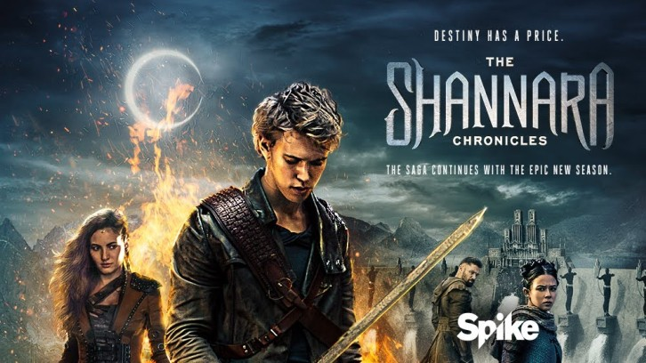 The Shannara Chronicles - Season 2 - Production Begins + New Cast Members Announced