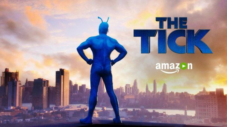 The Tick - Premiere Date Announced