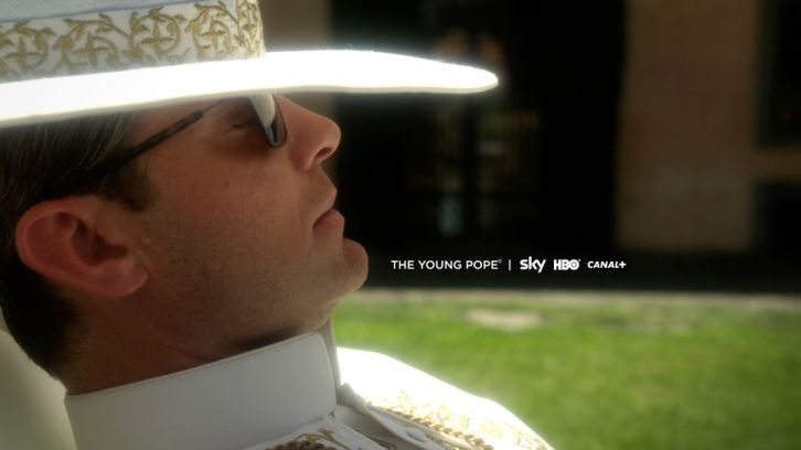 The Young Pope - Renewed for a 2nd Season