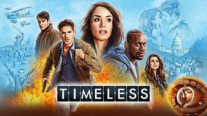 Timeless - Exclusive SpoilerTV Comic Con Interviews with Cast & Crew