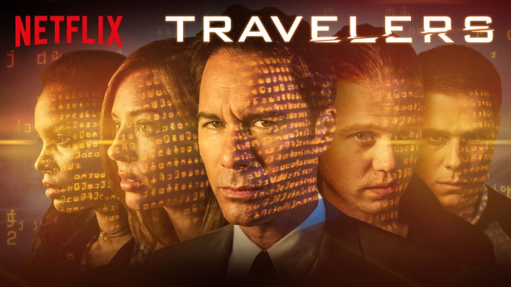 Travelers - Renewed for 2nd Season by Showcase