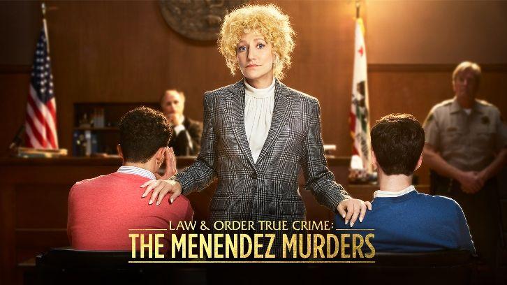 Law & Order: True Crime - The Menendez Murders - Episode 1.07 - Press Release