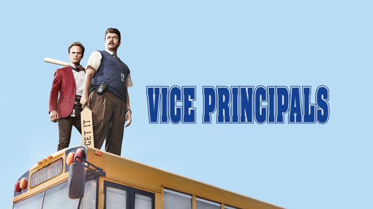 GIVEAWAY: Vice Principals Season 1 on Blu-Ray