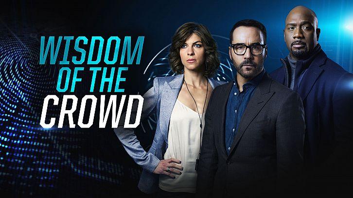 Wisdom of the Crowd - Cast Promotional Photos