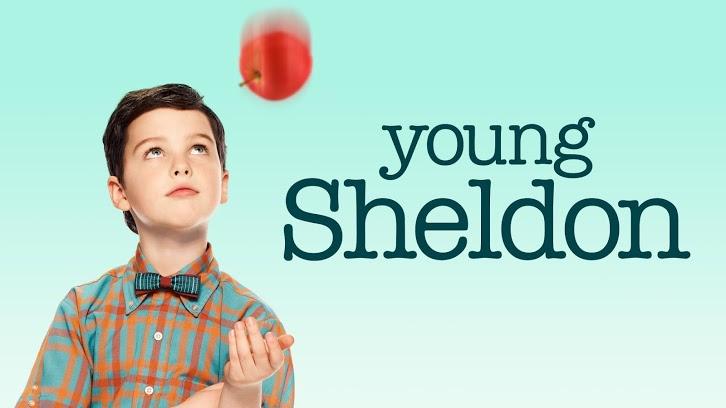 Young Sheldon Promos Cast Promotional Photos